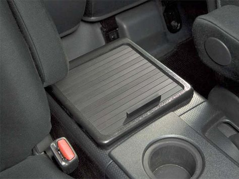 FJ Cruiser Roll-top Console Cover Insert - Panamint with Black Anodized Aluminum Slats http://www.purefjcruiser.com/interior-accessories-c-12/fj-cruiser-rolltop-console-cover-insert-panamint-with-black-anodized-aluminum-slats-p-4018.html