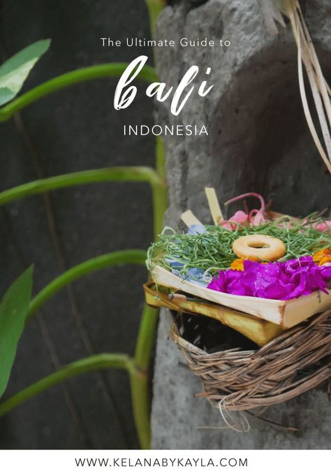 Our Ultimate Bali Travel Guide | Bali Guide | Bali | Indonesia | Travel Guide | Things to do Bali