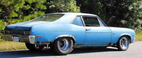 Cool Cars dream 2017: Chevy Nova...  Imperfect perfection