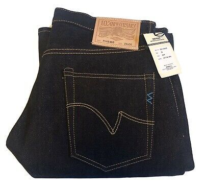 Ebay Sponsored Iron Heart Pihans10 34x36 New With Tags Selvedge Jeans Selvedge Jean Iron Heart Jeans