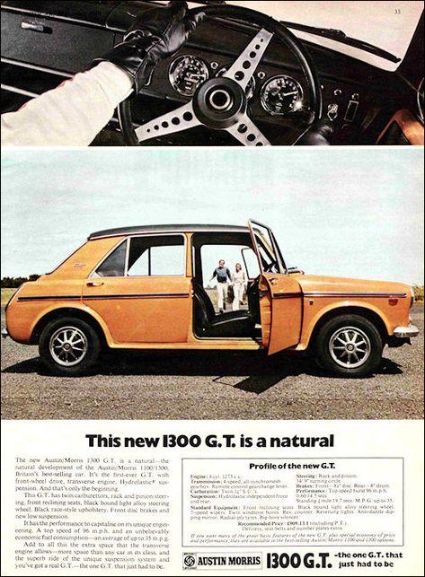 Morris 1300 GT