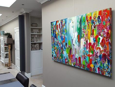 moderne schilderijen belgie