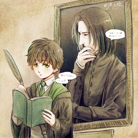 Severus Snape, Albus Severus Potter