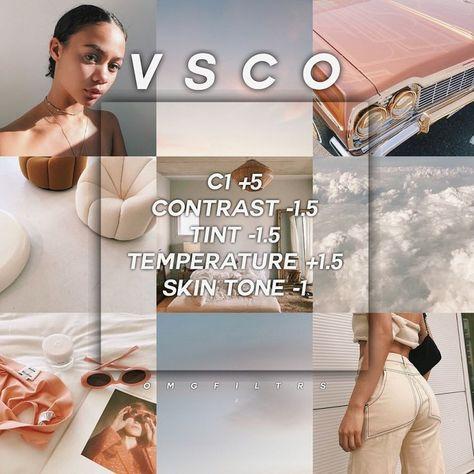 VSCO App: die besten Filter für Fotos - filters - #App #besten #die #Filter #Filters #Fotos #für #VSCO
