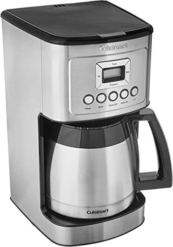 Buy Cuisinart Dcc 3400p1 Stainless Steel Thermal Coffeemaker 12
