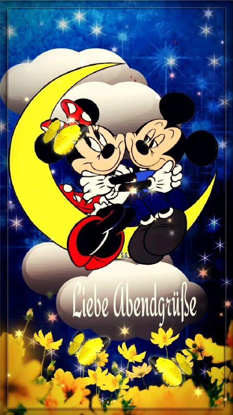 Liebe Abendgrüße😘🌜�