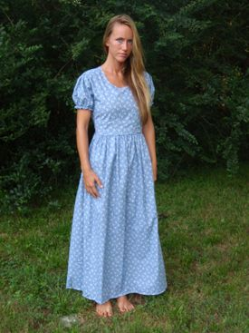Old Fashioned Modest Dresses