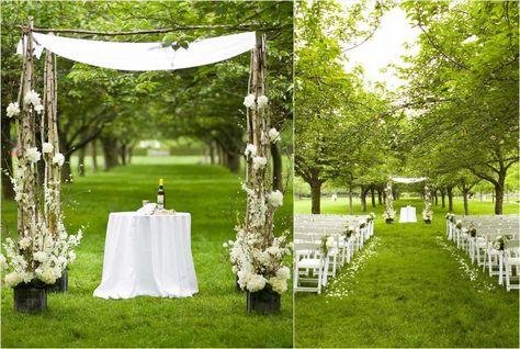 Wedding Ideas On A Budget Colors Simple Simple Wedding