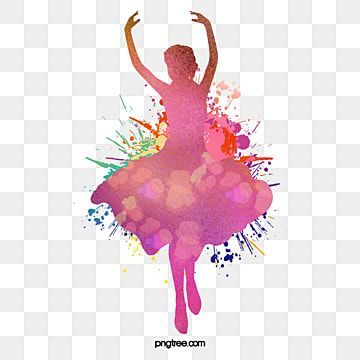 Swan Dance Dance Clipart Dancing Dancer Png Transparent Clipart Image And Psd File For Free Download Dance Silhouette Dancing Clipart How To Draw Hands