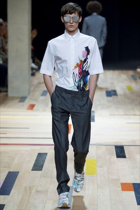 Dior Homme - Men Fashion Spring Summer 2015 - Shows - Vogue.it