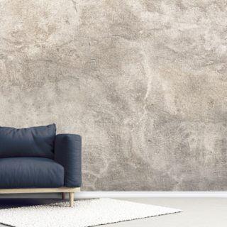 Vintage Plaster Effect Wallpaper Mural Wallsauce Uk In 2020 Concrete Wallpaper Mural Wallpaper Faux Concrete Wall