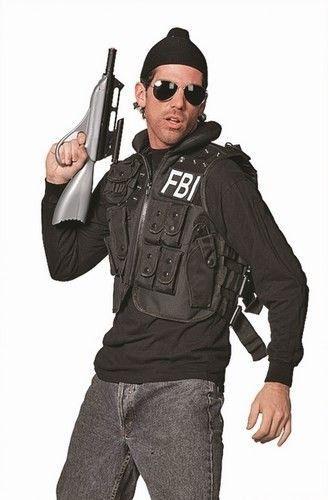 Carnavalskleding Dames Politie.Fbi Kogelvrij Vest De Luxe Is Een Swat Politie Vest In Zeer