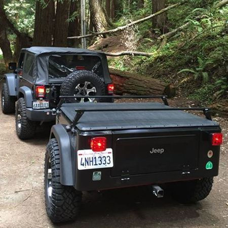 Jeep Wrangler Accessories Ideas 20 Jeep Wrangler Accessories Jeep Wrangler Trailer Jeep Wrangler Camping