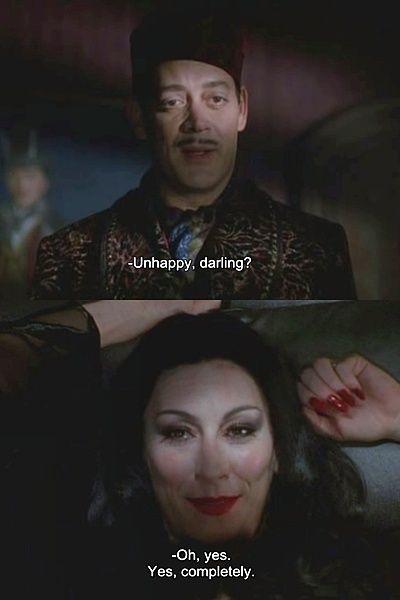 Unhappy, Darling?