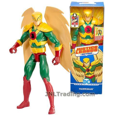 """DC Justice League Action Plastic Man 12/"""" Action Figure Mattel FPC65 NEW!"""
