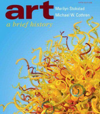Art A Brief History 5th Edition Pdf Book Art History Brief