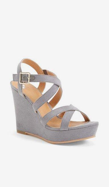 622837370117 Summers Wedge Sandal