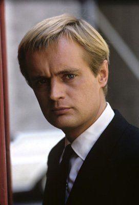 Illya Nickovitch Kuryakin play David McCallum - a fictional ...