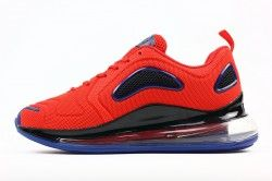 Nike Air Max 720 Kpu Men S Running Shoes Red Black Nike Air Max