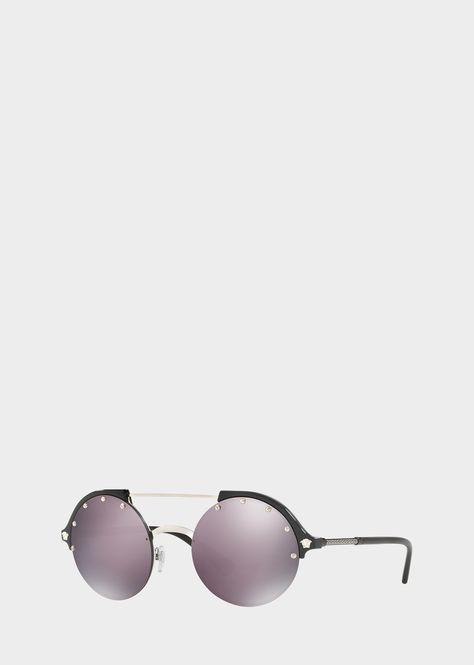 86d14a959adfa Mirror  Frenergy Round Sunglasses - ONUL Eyewear