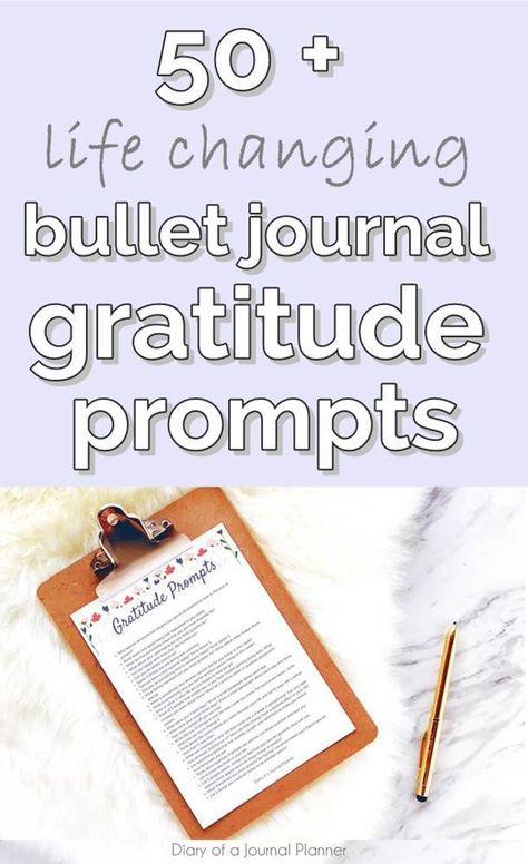 50 life changing Bullet journal gratitude daily prompts to help you uncover the good in your life and take notice of it #gratitude #grateful #journaling #journalprompts ##journalingprompts #journal #journalingbible #journalideas #journalingbible #artjournal #artjournaling #artjournaleveryday #journalpages #bulletjournal #bulletjournalideas #bulletjournalspread #bulletjournaling #bulletjournalinspiration #bujo #bujojunkies #bujolove #bujoinspire #bujocommunity #bulletjournaljunkies #bujoideas #