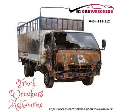 Truck Wreckers With Images Wrecker Cool Trucks Scrap Car