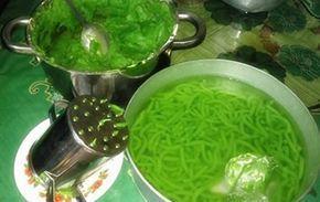 Resep Membuat Cendol Resep Makanan Minuman Dan Masakan Indonesia