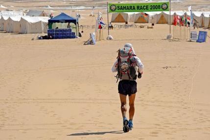 Best Running Locations: Sahara Desert, Africa