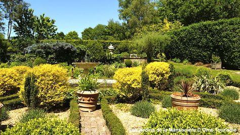 Les Jardins De La Mansoniere A Saint Ceneri Le Gerei C Orne