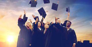 صور عبايات تخرج 2019 اجمل ارواب حفل التخرج International Students Graduation Gown Graduation