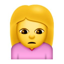 Person Frowning Emoji U 1f64d U E403 Quizzes Funny Fun Quizzes To Take Fun Quizzes