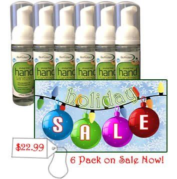 0000 Sale 6 Pack 50ml 1 7 Oz Gfs Bioprotect Hand