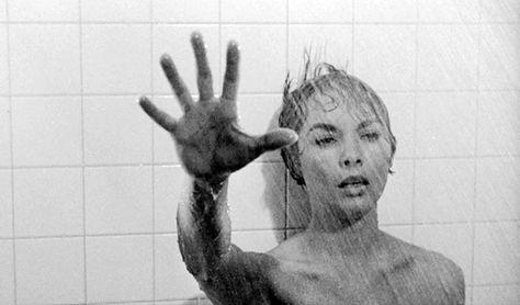 Imagen de la película de Psicosis