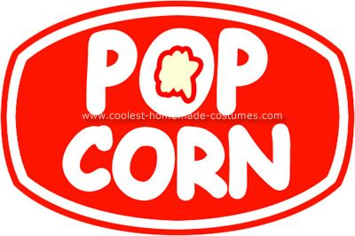 graphic relating to Popcorn Sign Printable named Totally free Printable Popcorn Labels Printables inside of 2019 Popcorn