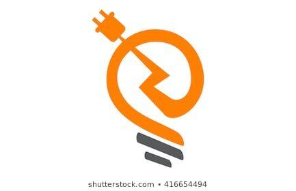 Logo Electricity Images Stock Photos Vectors Shutterstock