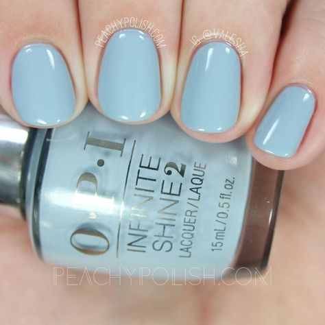 OPI Infinite Shine Spring 2016 Collection | Swatch And Learn