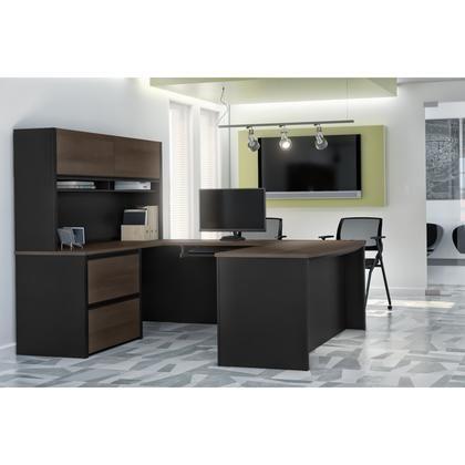 93863 000052 Connexion U Shaped Workstation In Antigua Executive Desk Office Furniture Design Furniture