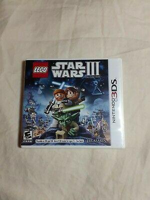 Lego star wars 3 online game