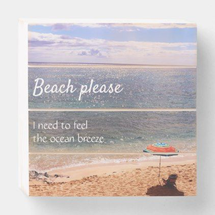 Beach Please Maui Wood Sign Zazzle Com Wood Signs Rustic Wooden Sign Travel Art