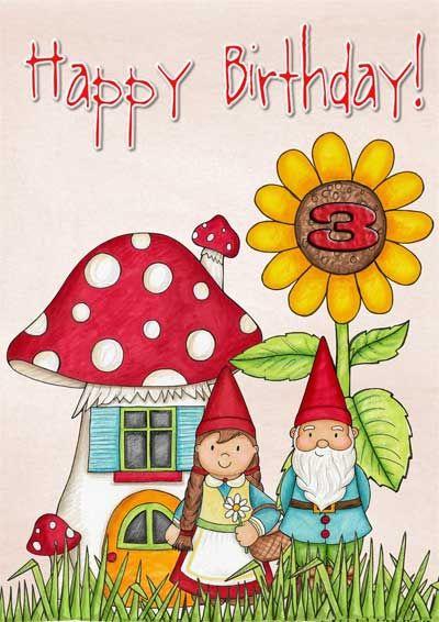 Spruch Zum 3 Geburtstag Heute Ist Dein Grosser Tag Den Jedes