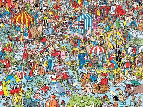 picture regarding Where's Waldo Pictures Printable titled Pinterest