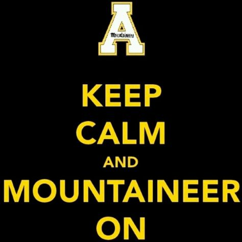 Appalachian State University Yes I have school spirit, do you - m bel h ffner k chen