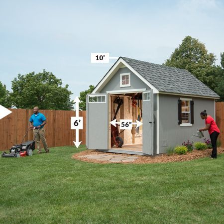 Pin By Caitlin Hounshell On Shed Plans Shed Design Diy Storage Shed Large Sheds