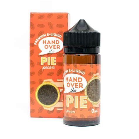 Pecan Pie E Juice Recipe In 2020 Vape Juice E Juice Recipe Juice Branding