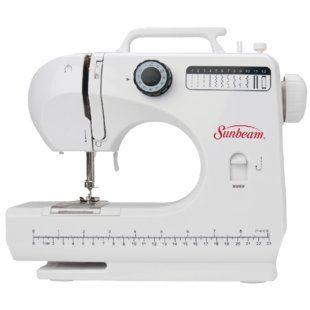 Yamata Yamata Multifunction Domestic Sewing Machine Wayfair Compact Sewing Sewing Machine Computerized Sewing Machine