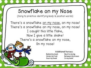 67 best snow songs images on Pinterest | Preschool winter, Winter ...