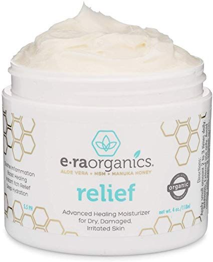 Natural Cream For Eczema Dermatitis Cream Itchy Skin Care Soothing Moisturizer