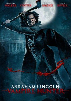 Abraham Lincoln Vampire Hunter Poster Id 1328016 Vampire Hunter Abraham Lincoln Vampire Hunter Vampire