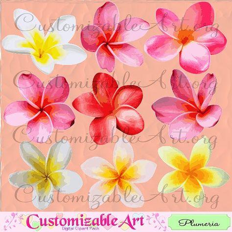 11+ Hawaiian lei flower clipart ideas in 2021
