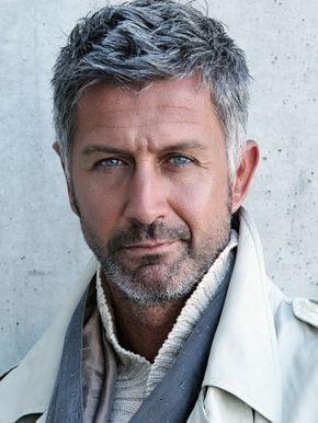 Related Older Mens Hairstyles Grey Hair Men Mens Haircuts Short